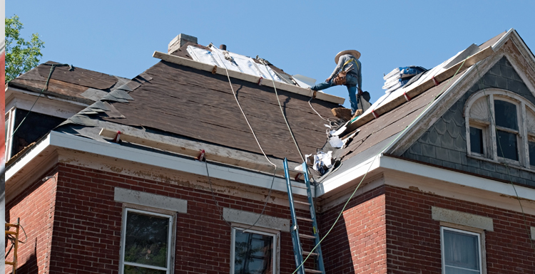 roofing and home repair