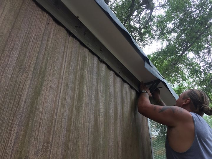 Mobile Home Roof Repair Drew S Roofing And Home Repair