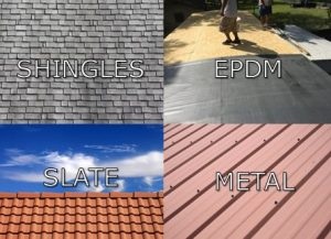 Roof types drew 39 s roofing and home repair services for Most expensive roof material