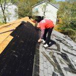 professional roofer