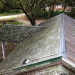 old house roofing